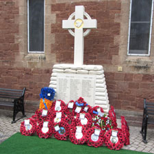 Watchet,s War Memorial