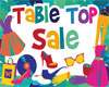 Watchet Table Top Sale