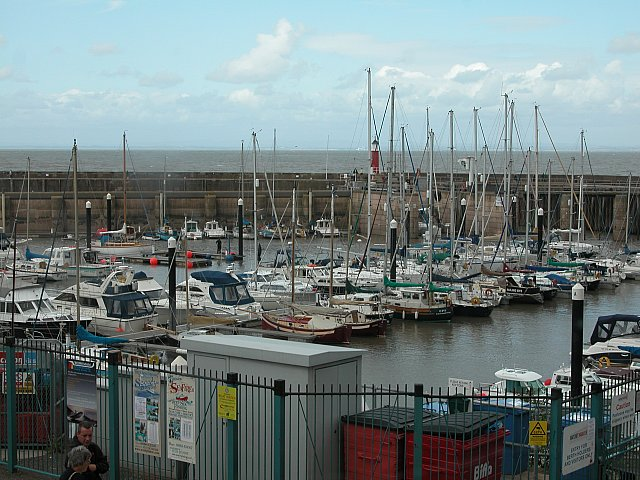 Watchet Harbour Marina